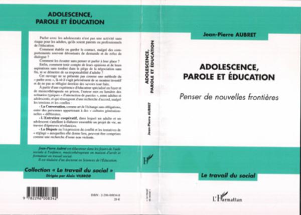 Les décisions concernant les questions de l'adolescence et